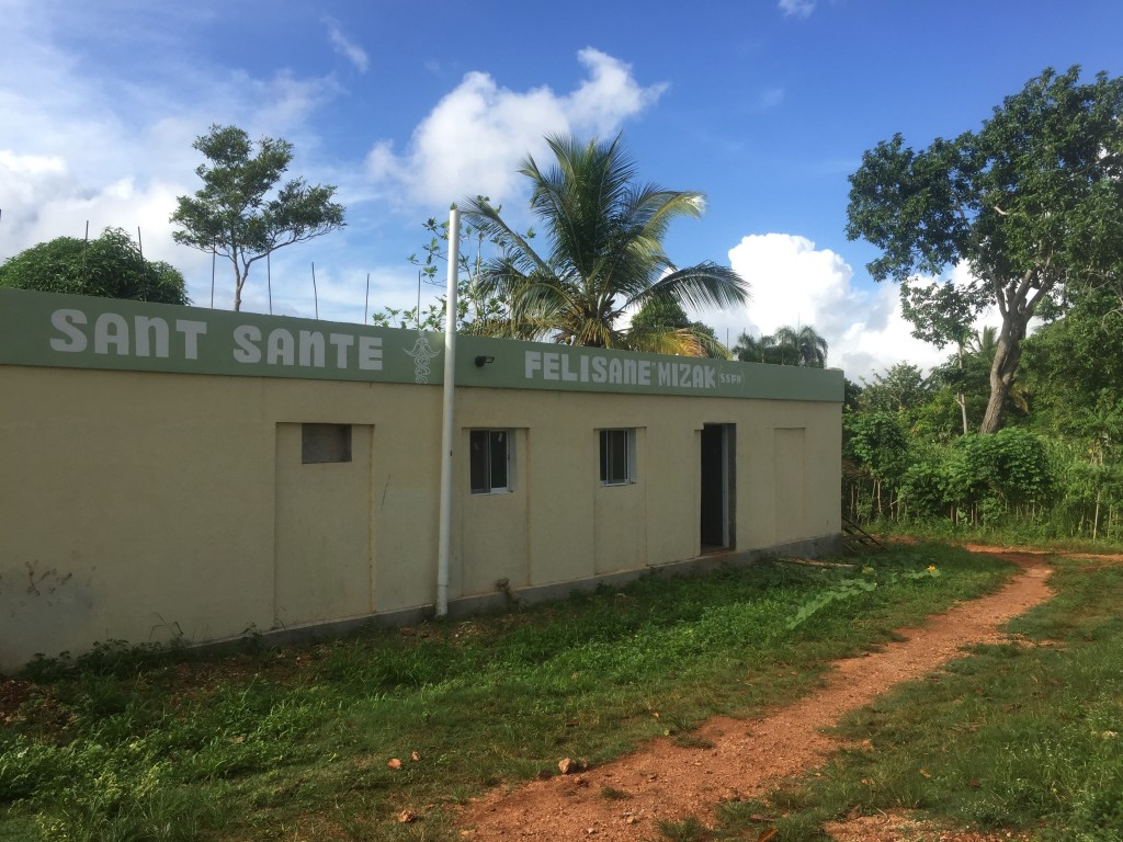 Felisane Health Clinic, Mizak Haiti