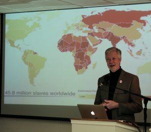 Kevin Bales, Global Slavery Expert